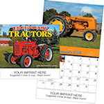 Legendary Tractors Wall Calendars